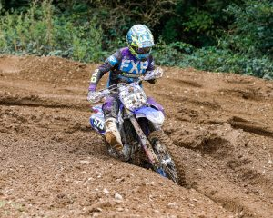 First-ever MX Nationals race win for Hammal!