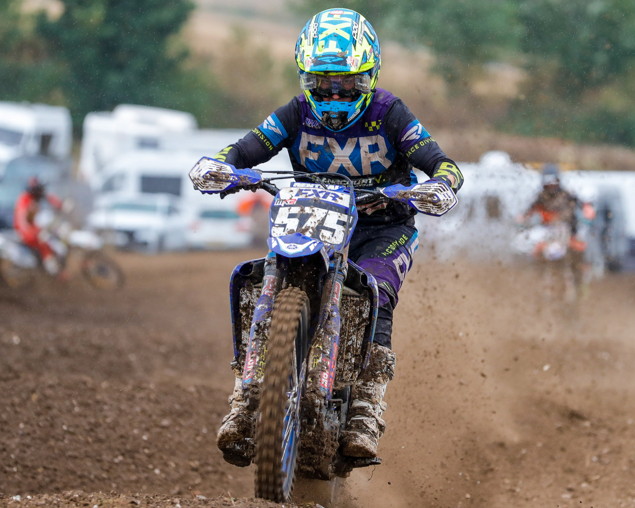 "MX2 win for Hammal at ""Rock it 'til Sundown"" Midweek Motocross!"